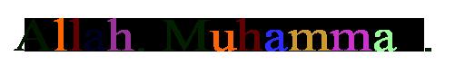Allah Muhammed Com